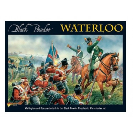 Waterloo Starter Set (Spanish)
