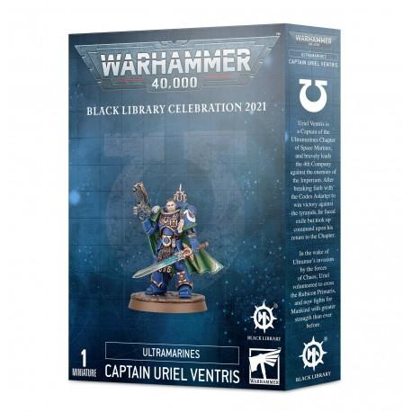 Ultramarines Captain Uriel Ventris (1)