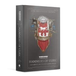 Hammers Of Ulric - 20th Anniversary (Inglés)