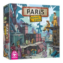 París Nuevo Edén (Spanish)