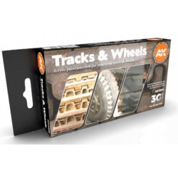 Tracks & Wheels