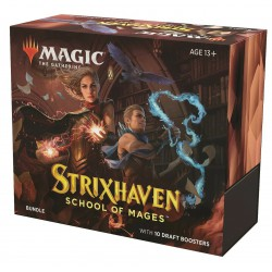 Strixhaven: School of Mages Bundle (Spanish)