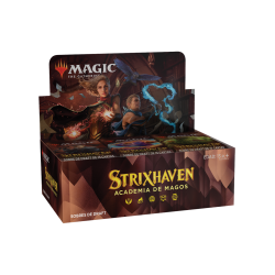 Strixhaven: School of Mages Caja 36 Sobres Draft  (Spanish)