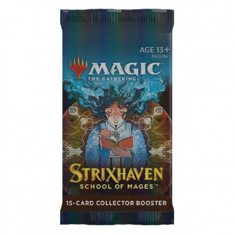 Strixhaven: School of Mages 6 Draft Booster Pack (English)