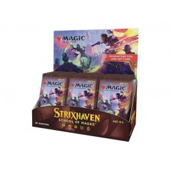 Strixhaven: School of Mages Expansion Box (30) (English)