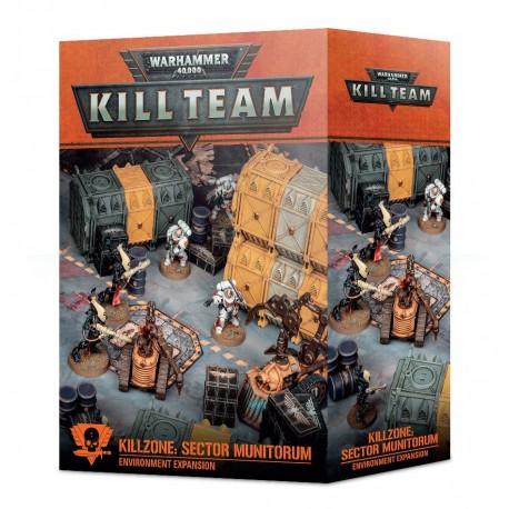 Killzone: Munitorum Hub