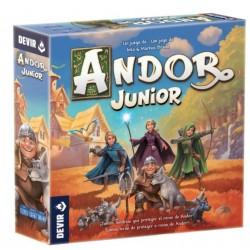 Andor Junior (Spanish)