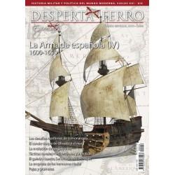 Especial Nº26: La Armada española (IV). 1600-1650 (Spanish)