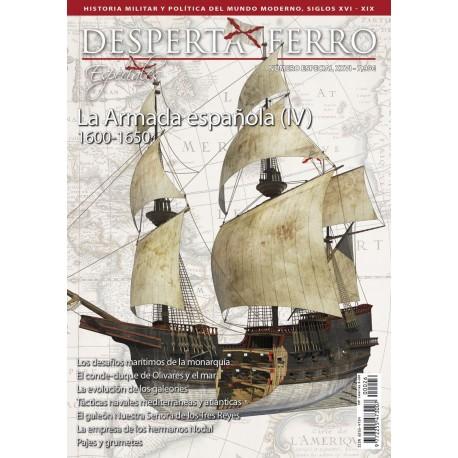 Especial Nº26: La Armada española (IV). 1600-1650