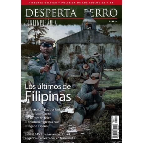 Desperta Ferro Contemporánea Nº 44: Los últimos de Filipinas