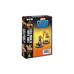 Marvel Crisis Protocol: Luke Cage & Iron Fist (English)