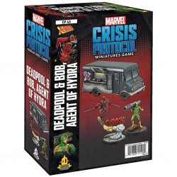 Marvel Crisis Protocol: Deadpool & Bob, Agent of Hydra (English)