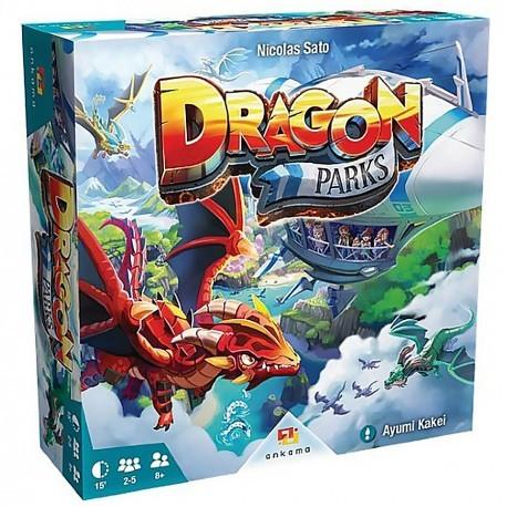 Dragon Parks (Castellano)