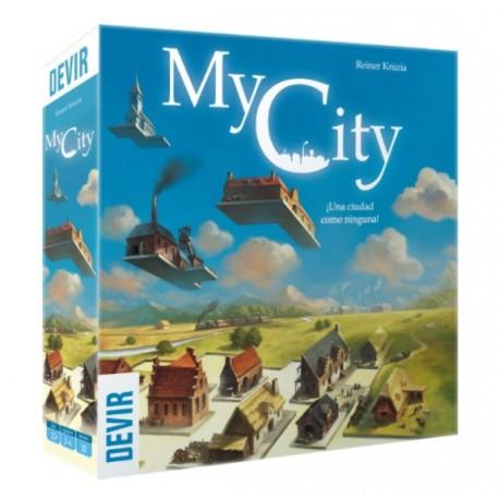 My City (Spanish)