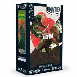 Unmatched Robin Hood VS Bigfoot (Spanish)