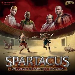 Spartacus: Sangre  y Traición (2021) (Spanish)