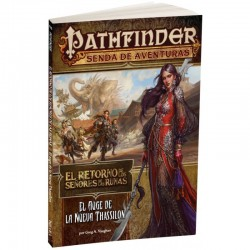 Pathfinder - El retorno de los señores de las runas: El auge de la nueva Thassilon