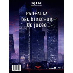 KULT: Pantalla del Director de Juego (Spanish)