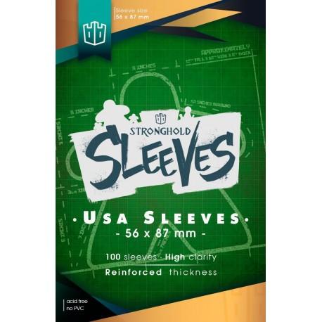 Sleeves American Standar – 56mmx87mm (100)