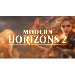 Modern Horizons 2 Collector box with 12 Booster Packs (English)