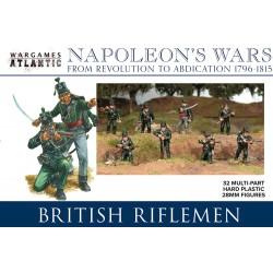 Napoleon´s War British Riflemen (32)