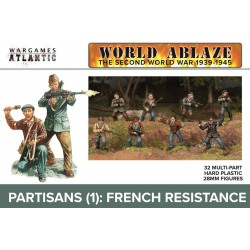 Partisans (32) French Resistance