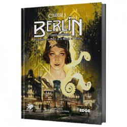 La llamada de Cthulhu: Berlin la Ciudad Depravada (Spanish)