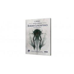 Guía de Campo de Horrores Lovecraftianos de Sandy Petersen (Spanish)