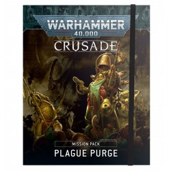 Plague Purge Crusade Mission Pack (Inglés)