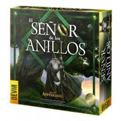 El Señor de los Anillos Edición 20 Aniversario (Spanish)