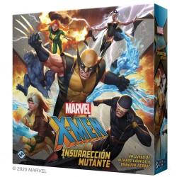 X-Men: Insurrección Mutante (Spanish)
