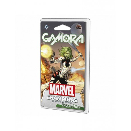 Marvel Champions Gamora (Castellano)