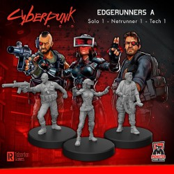 Edgerunners A (Solo - Tech - Netrunner)