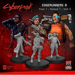 Edgerunners B (Tech - Nomad - Fixer)