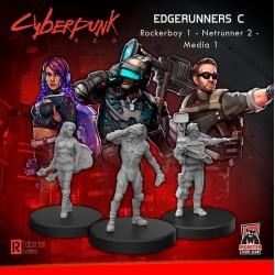 Edgerunners C (Rocker - Netrunner - Media)