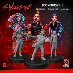 Rockerboys A