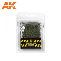 Birch Dark Green Leaves 28mm /1:72