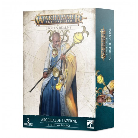 Broken Realms: Xintil War-magi (2)