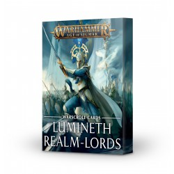 Warscrolls: Lumineth Realm-lords (Castellano)