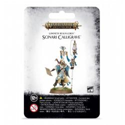 Lumineth Realm-lords Scinari Calligrave (1)