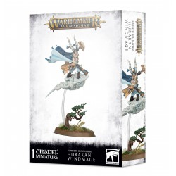 Lumineth Realm-lords: Hurakan Windmage (1)