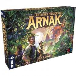 Las Ruinas Perdidas de Arnak (Spanish)