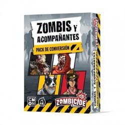 Zombis y Acompañantes - Pack de Conversión (Spanish)