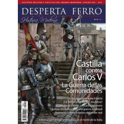 Desperta Ferro Moderna Nº 51: Castilla contra Carlos V. La Guerra de las Comunidades (Spanish)