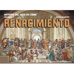 Historia del Arte en cómic. Renacimiento (Spanish)