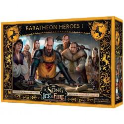 Héroes Baratheon I (Spanish)