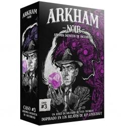 Arkham Noir 3 – Abismos Infinitos de Oscuridad (Spanish)