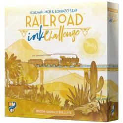 Railroad Ink: Edición Amarilla (Spanish)
