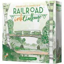 Railroad Ink: Edición verde (Spanish)