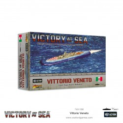Victory at Sea Vittorio Veneto 1943